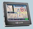 Автомобильный GPS навигатор GoClever 3584