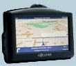 Автомобильный GPS навигатор GoClever 4330A-BT + карта
