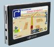 Автомобильный GPS навигатор GoClever 4384FM-BT + карта