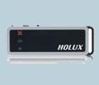 Автомобильный GPS навигатор Holux GPSlim M-1200