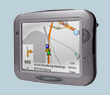 Автомобильный GPS навигатор Holux GPSmile53CLife