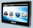 Автомобильный GPS навигатор Holux GPSmile61
