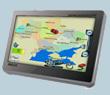 Автомобильный GPS навигатор Holux GPSmile62