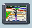 GPS автонавигатор Garmin Nuvi 205 с картой Украины!