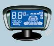 Парковочный радар Parkcity Paris